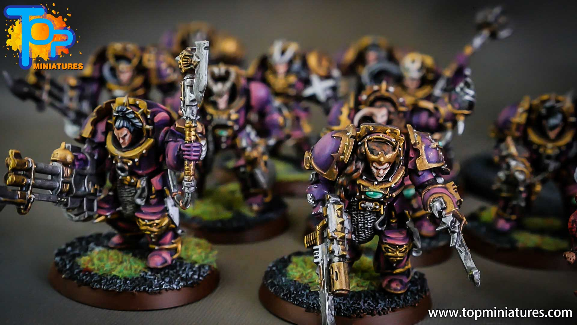 slaanesh terminators female conversions (3)