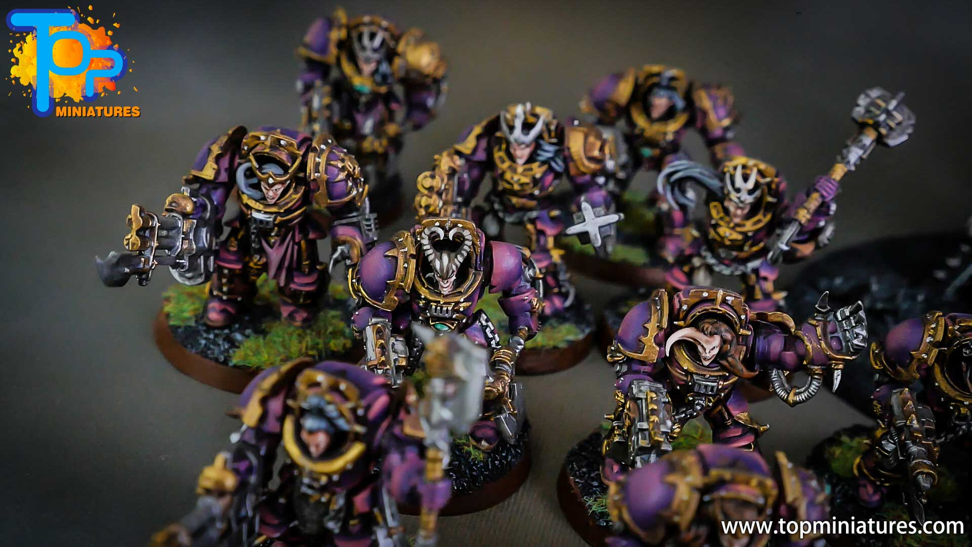 slaanesh terminators female conversions (5)