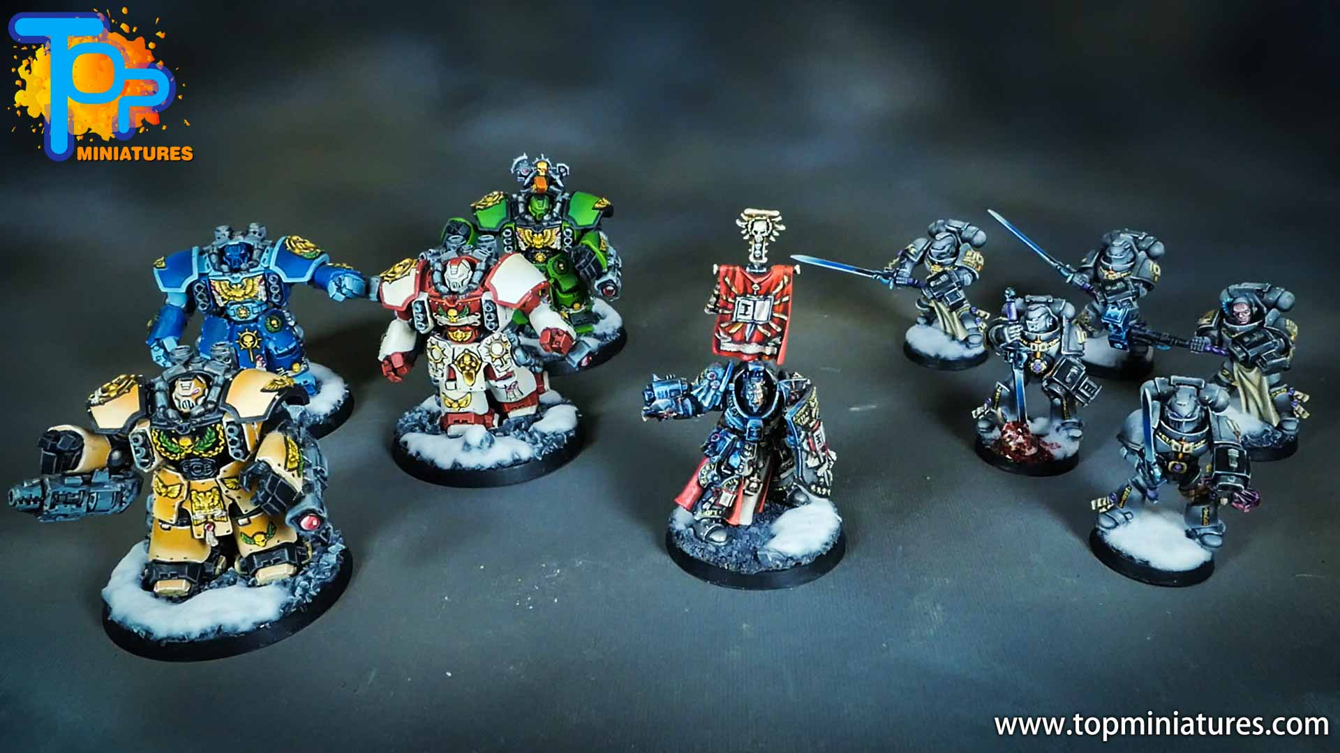 space marines centurions tv show (2)