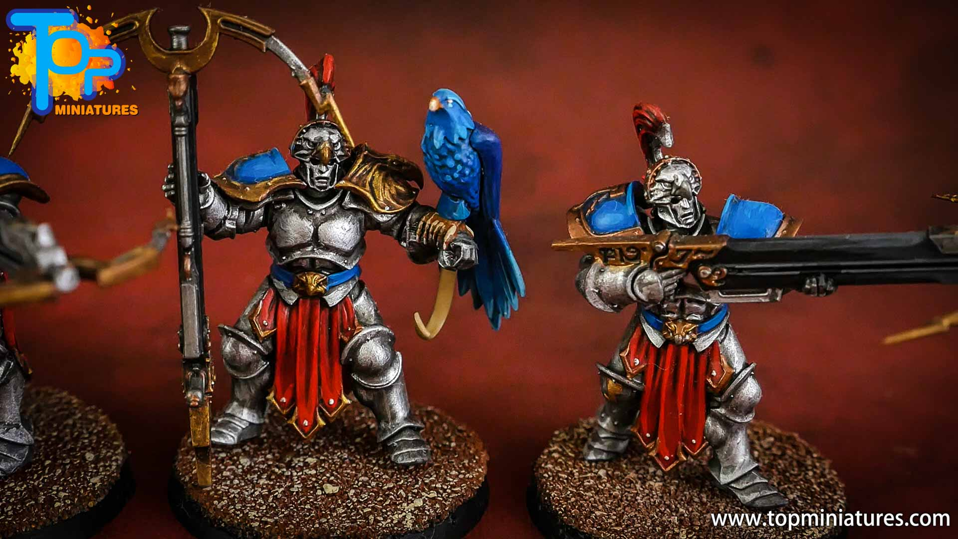stormcast eternals painted judicators bow (9)