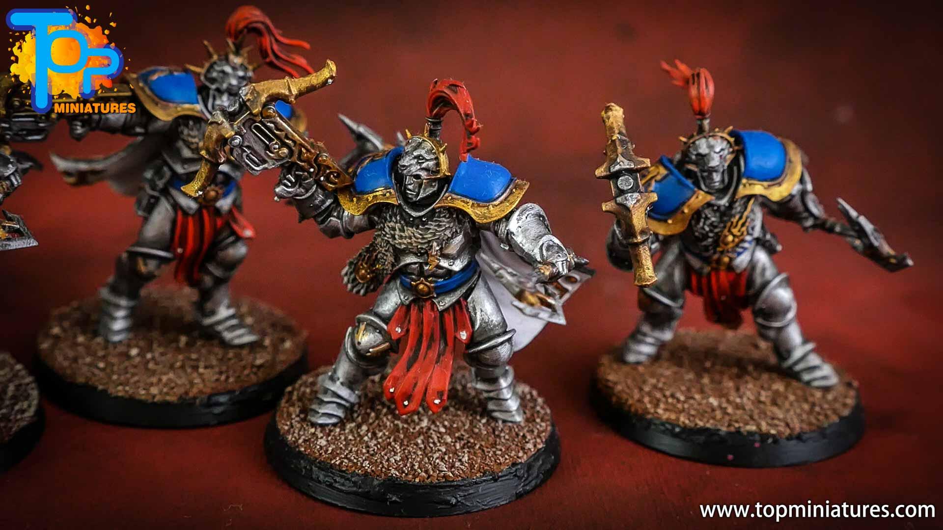 stormcast eternals painted vanguard hunters (3)