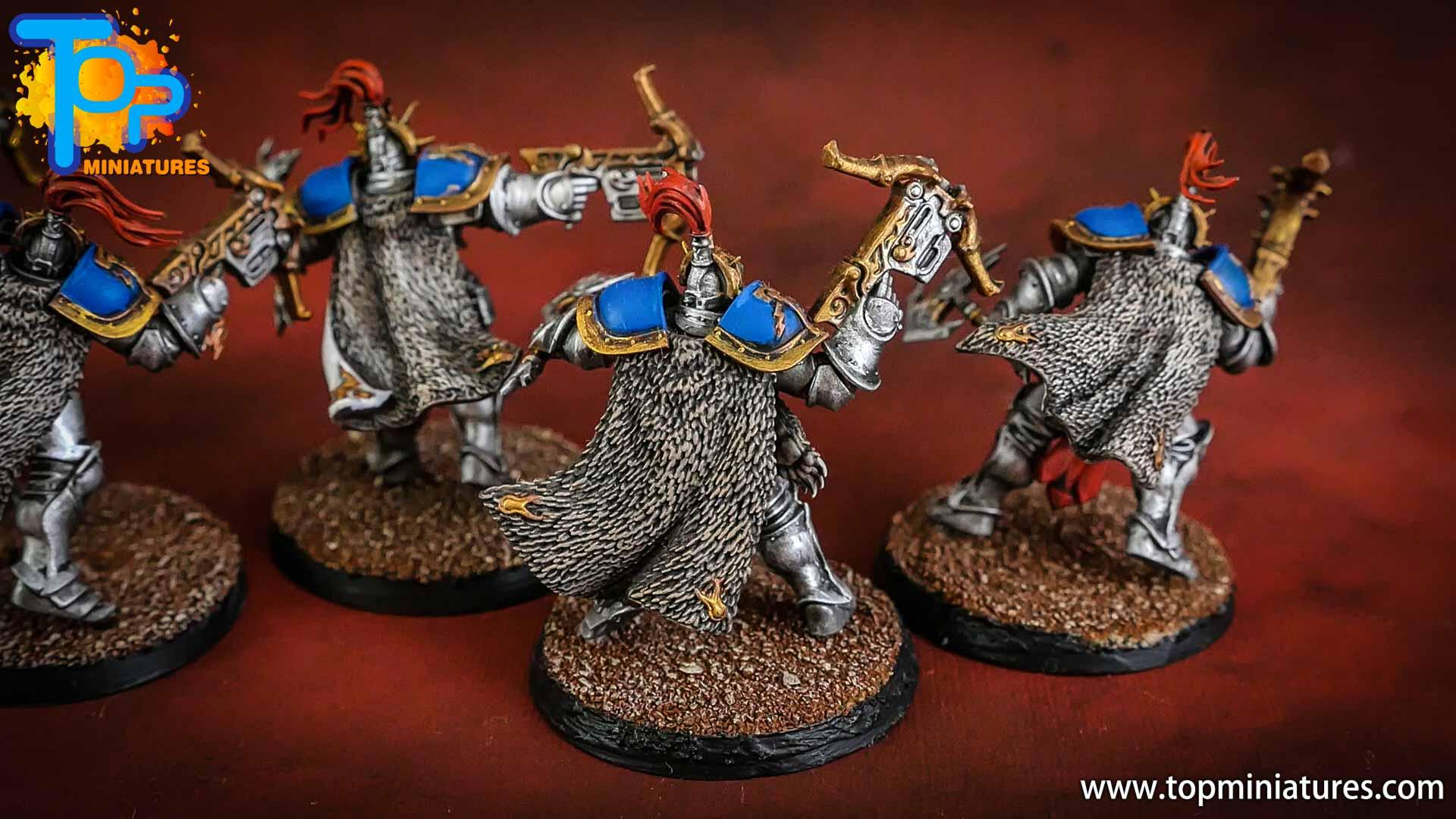 stormcast eternals painted vanguard hunters (5)