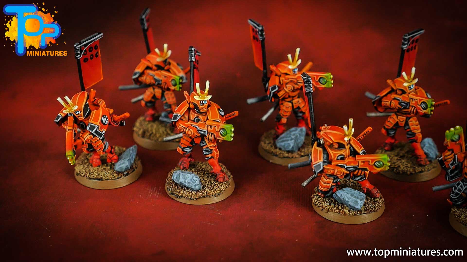 tau converted samurai fire warriors (1)