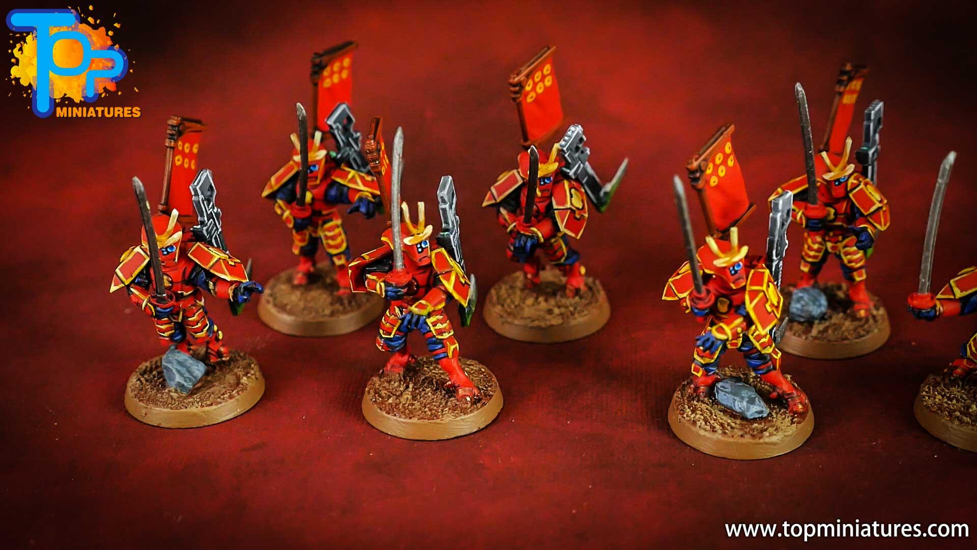 tau converted samurai fire warriors (10)