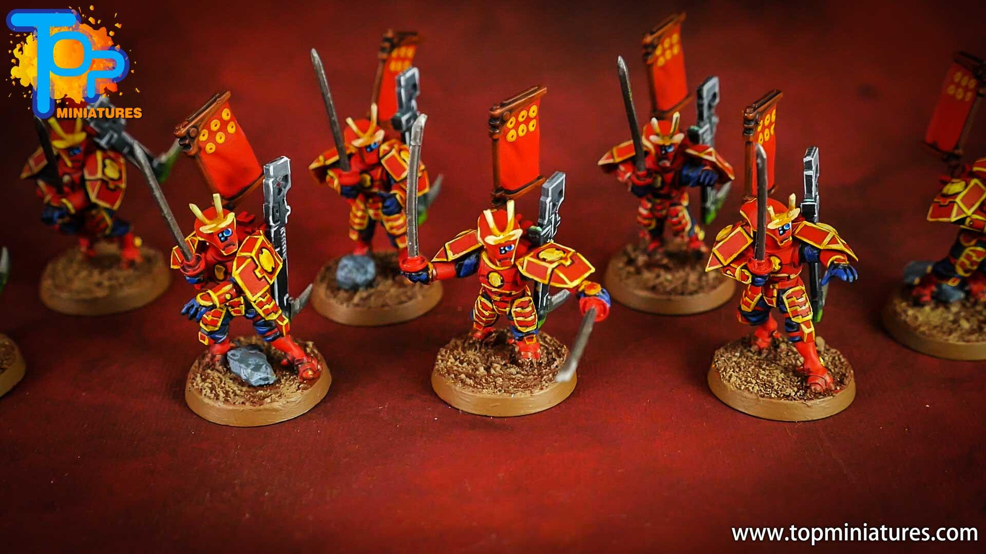 tau converted samurai fire warriors (11)