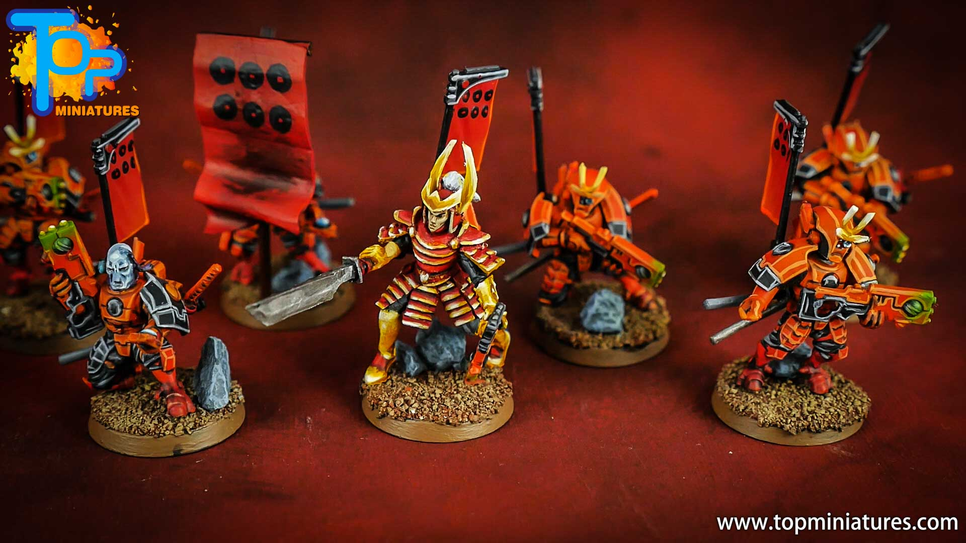 tau converted samurai fire warriors (3)