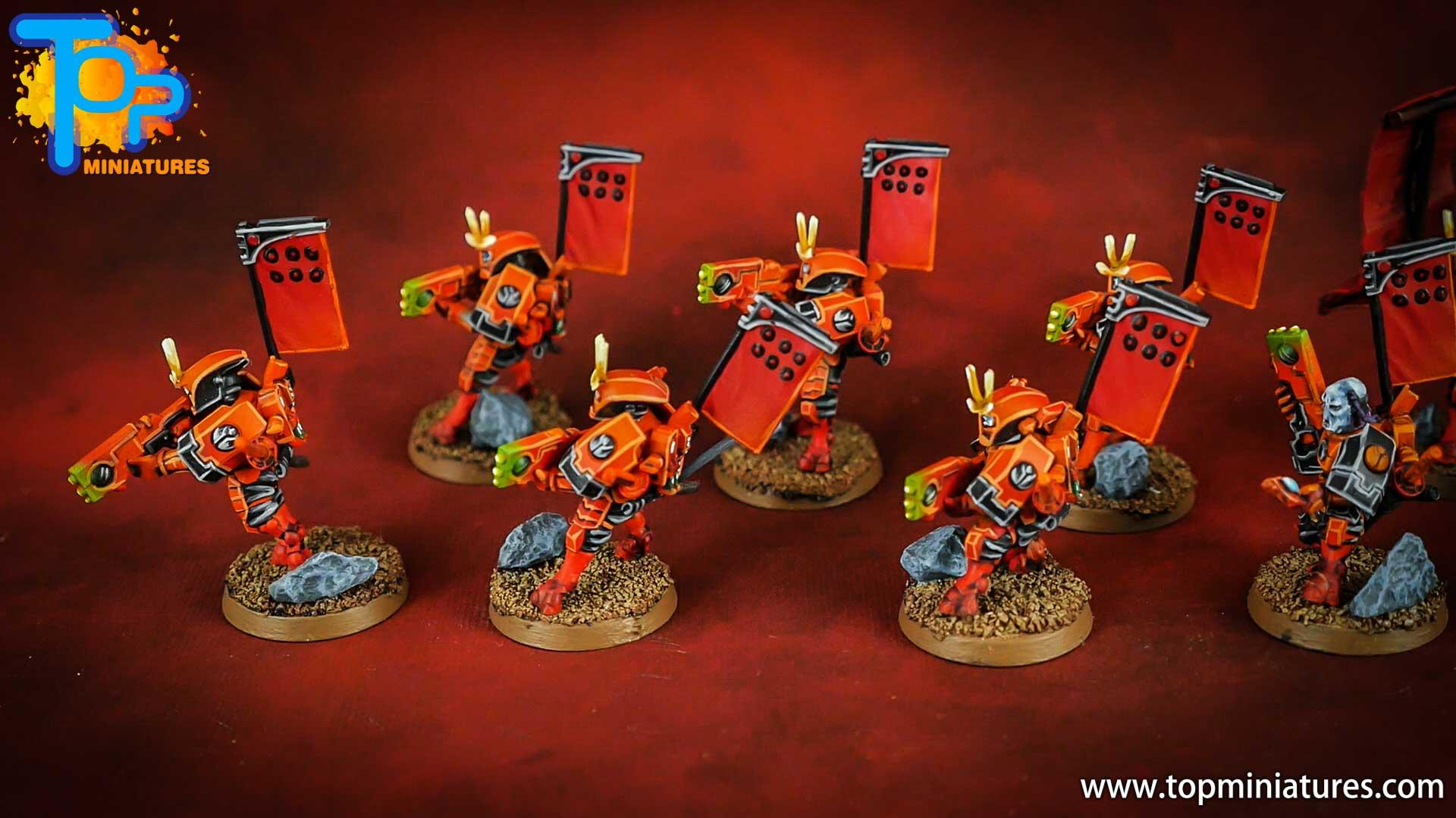 tau converted samurai fire warriors (4)