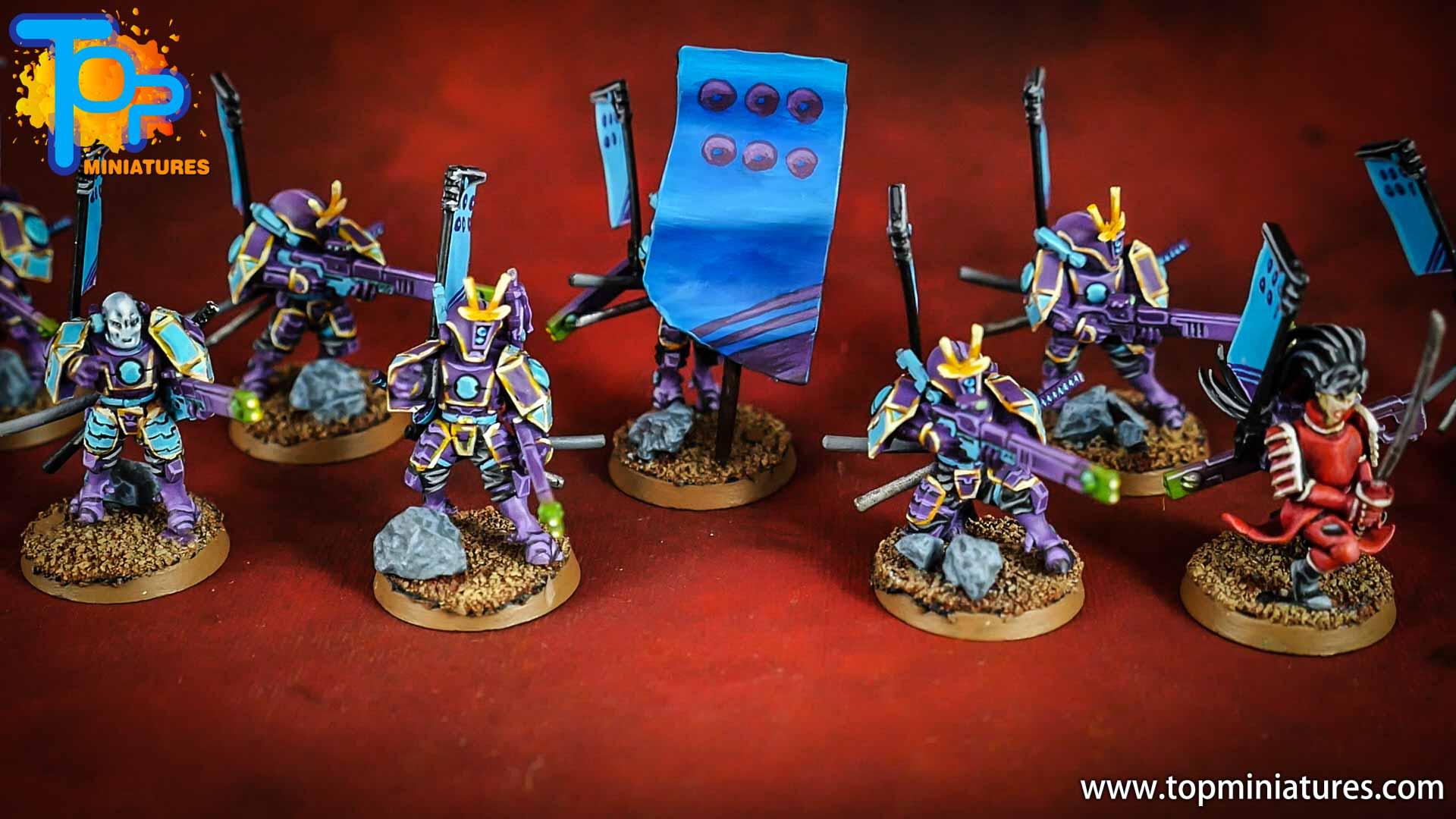 tau converted samurai fire warriors (8)
