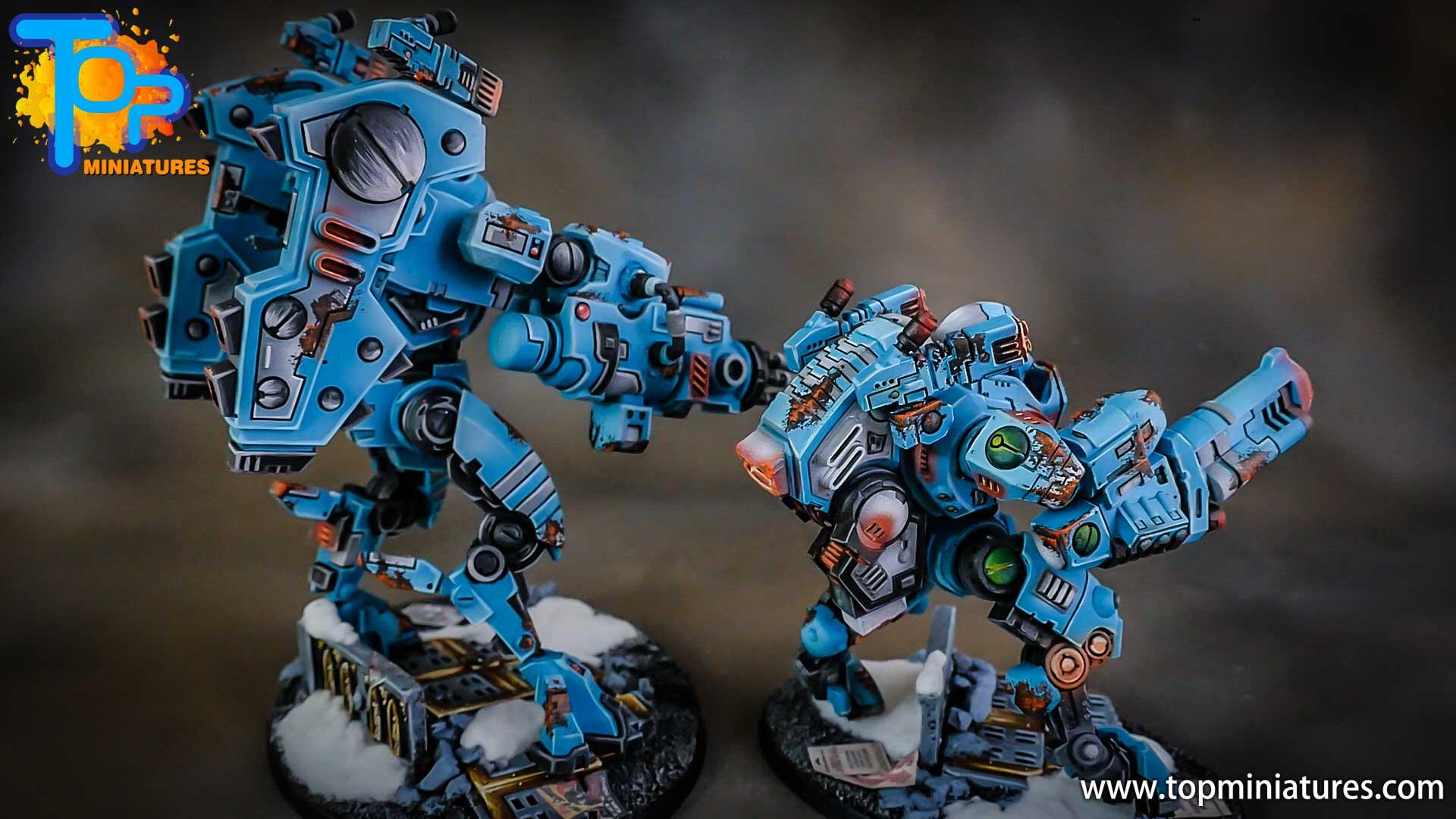 tau empire blue snow ghostkeel (12)