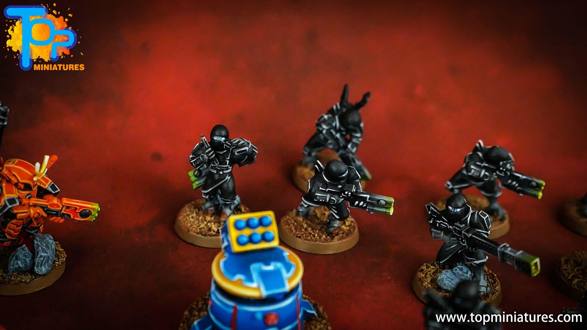 tau empire converted ninja pathfinders (1)