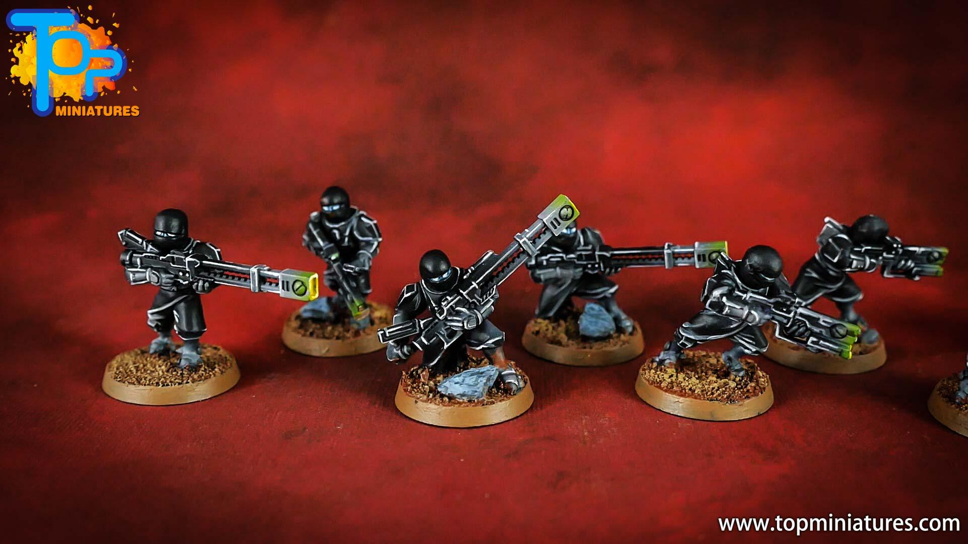 tau empire converted ninja pathfinders (2)