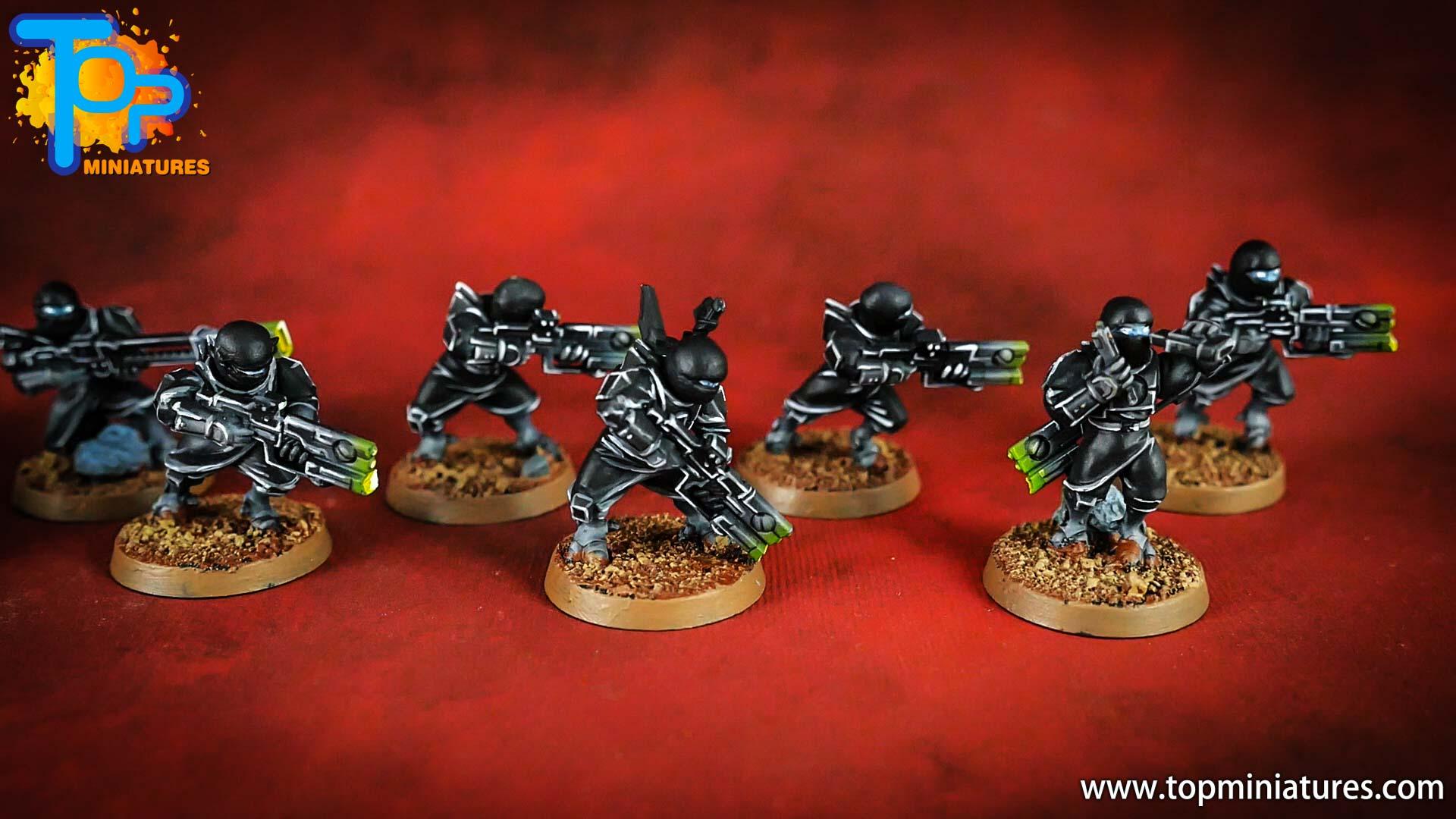 tau empire converted ninja pathfinders (3)