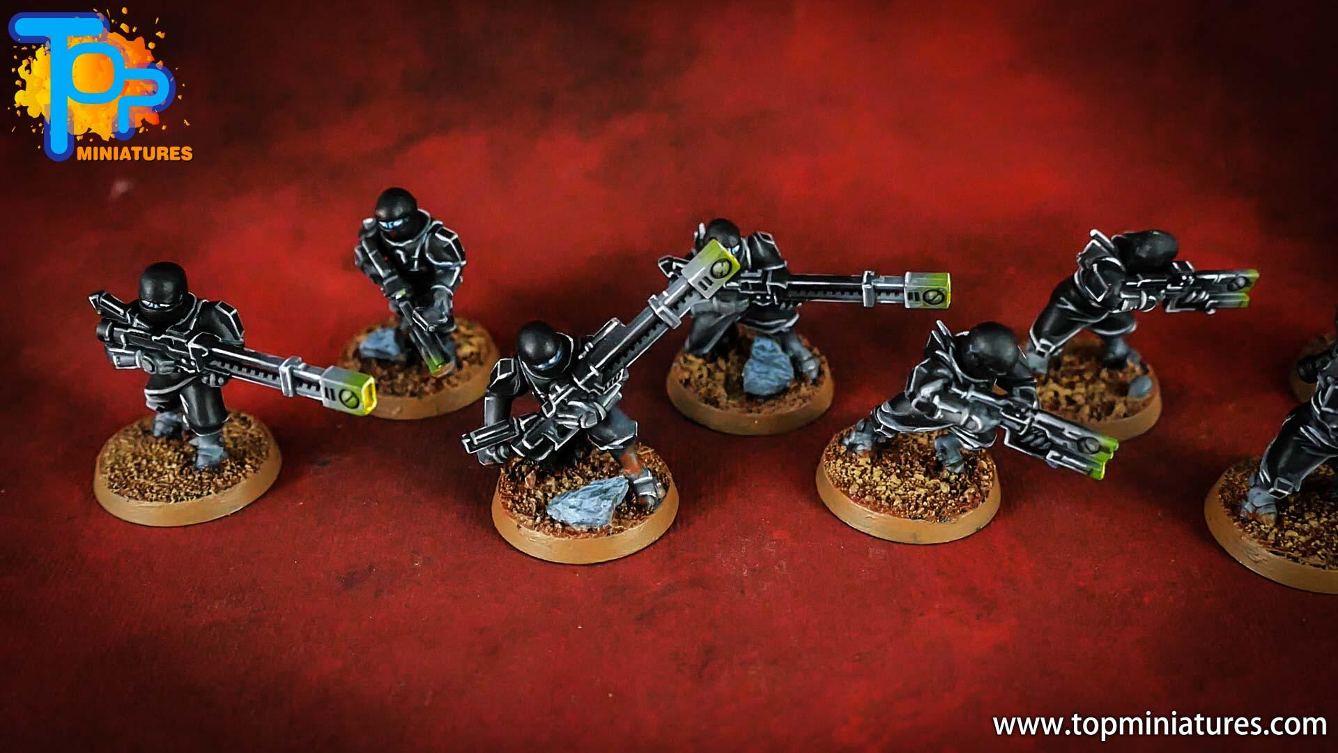 tau empire converted ninja pathfinders (4)