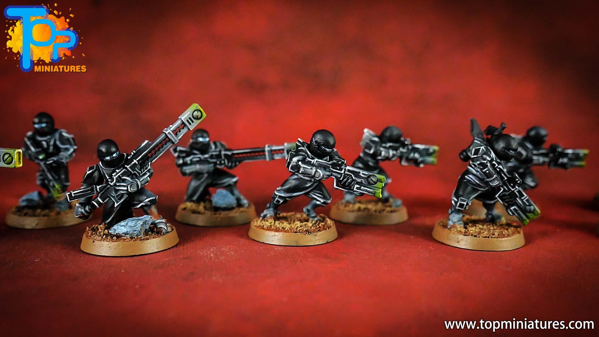 tau empire converted ninja pathfinders (5)