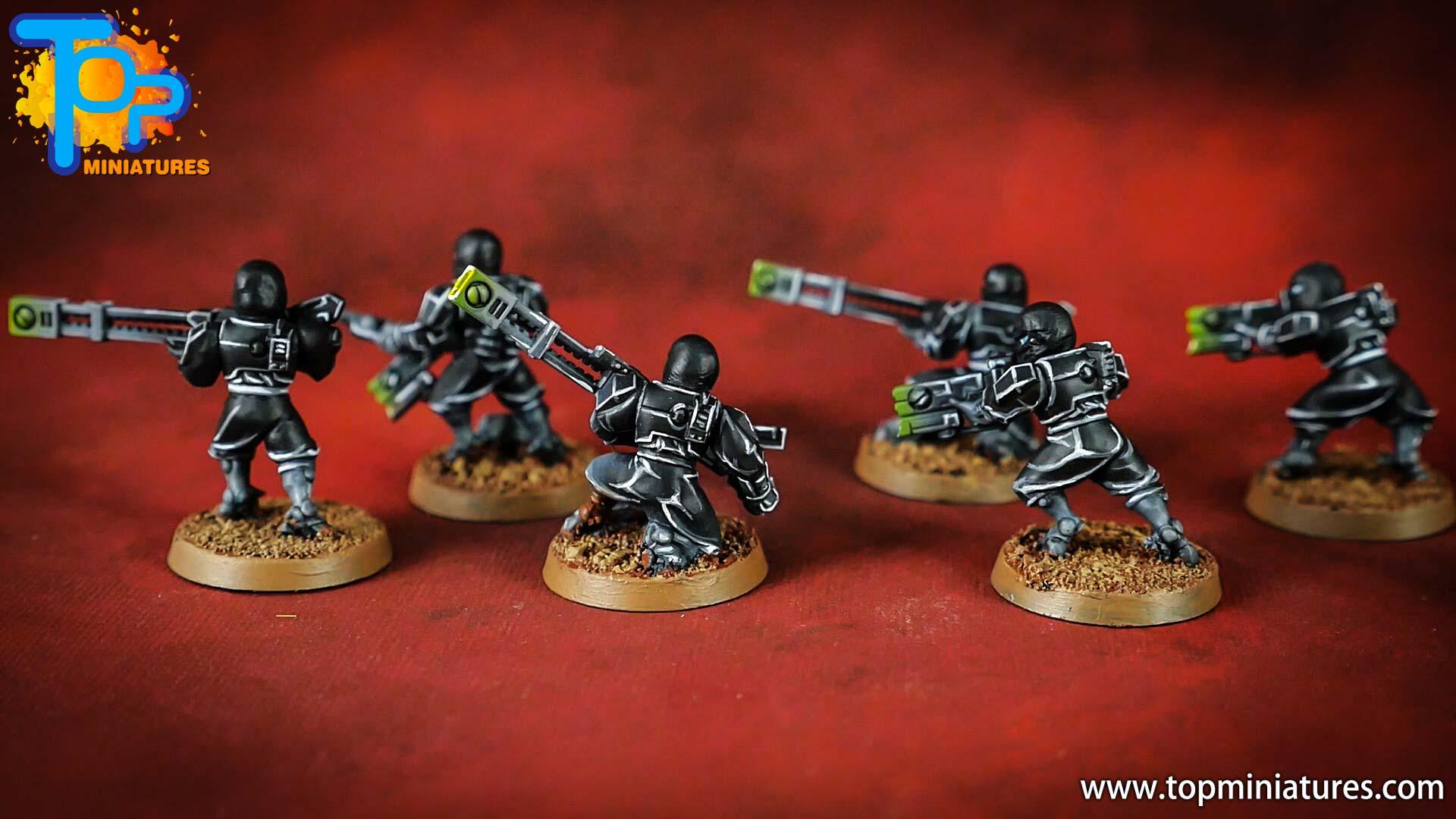 tau empire converted ninja pathfinders (6)