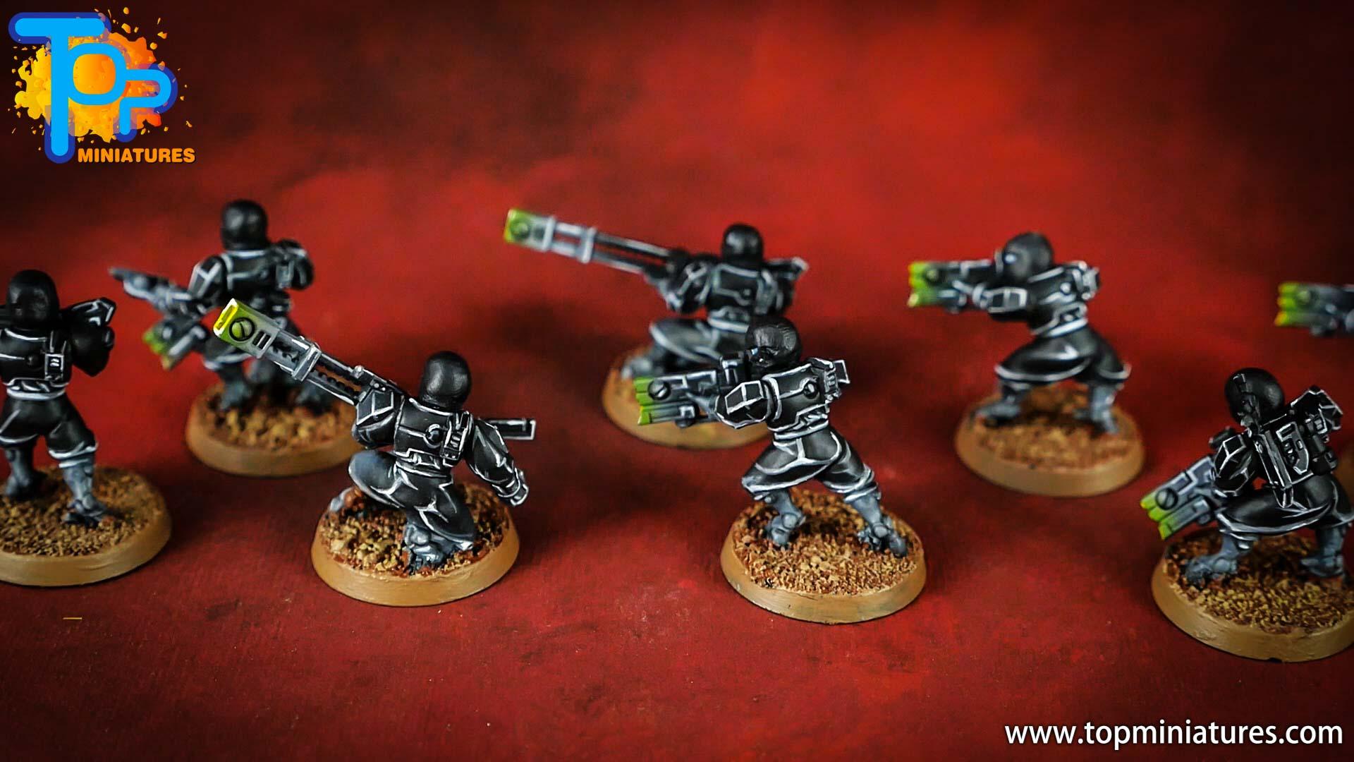 tau empire converted ninja pathfinders (7)