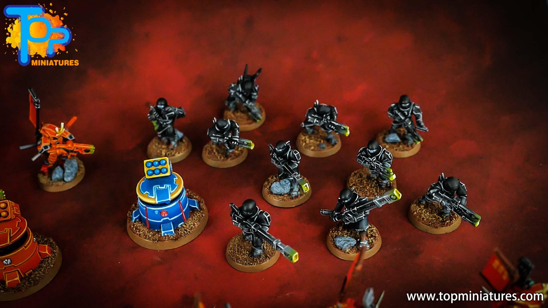 tau empire converted ninja pathfinders (8)