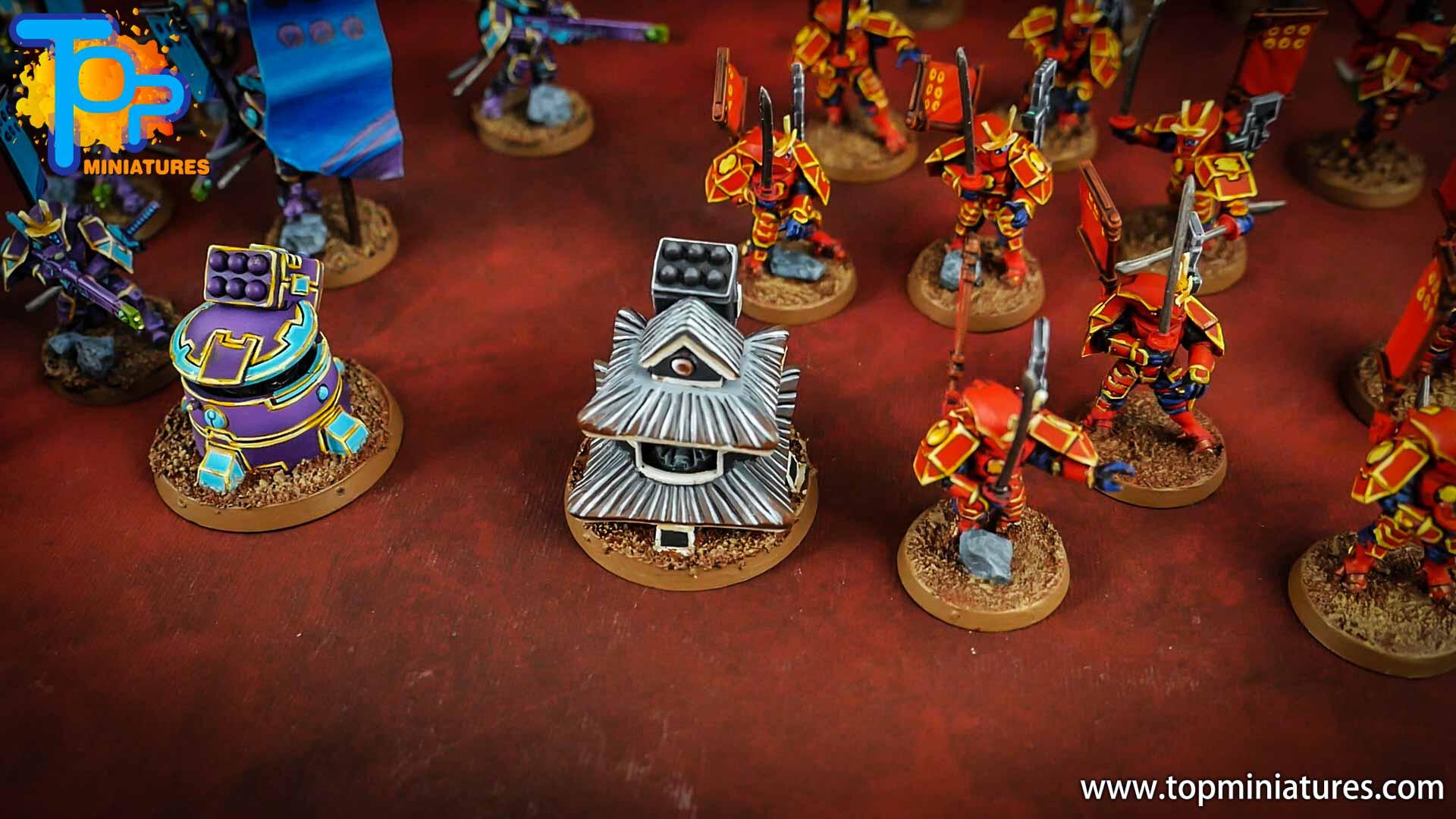 tau empire converted pagoda turrets (1)