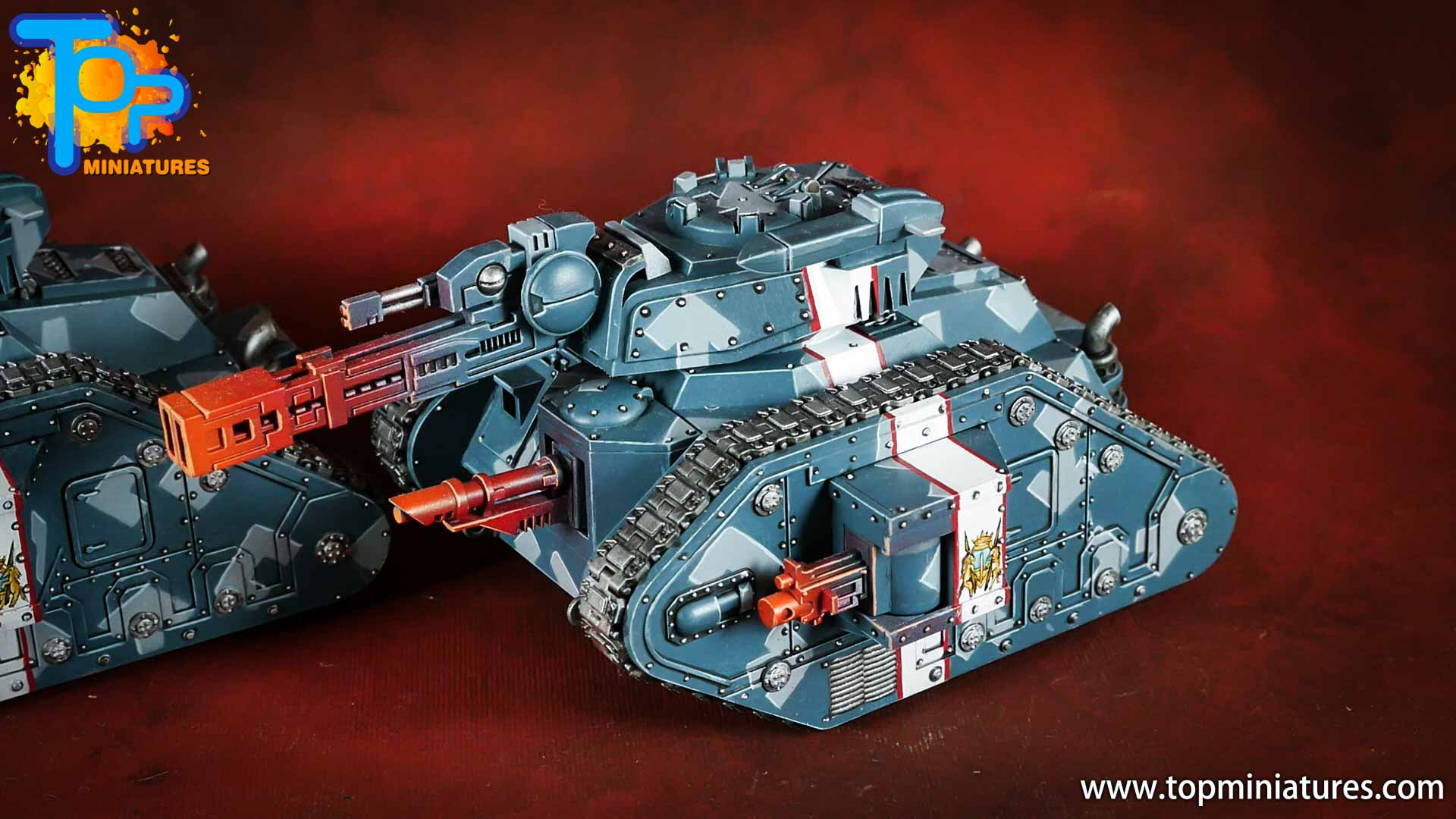 tau empire valkyria chronicles leman russ (4)