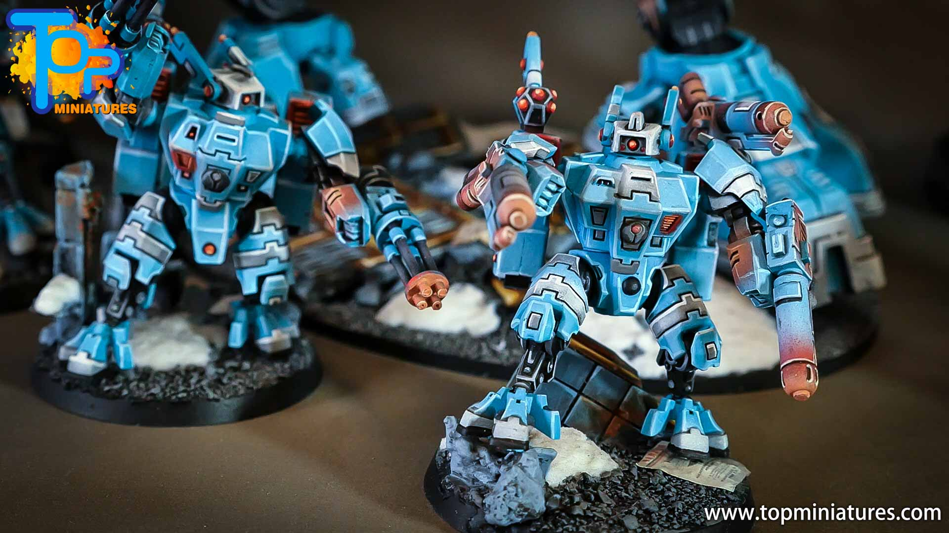 top miniatures tau crisis suit (2)