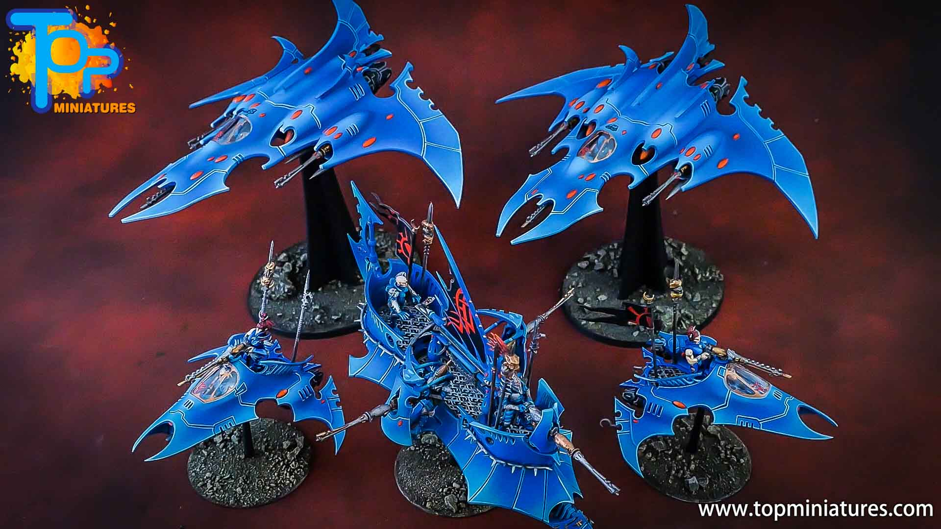warhammer 40k dark eldars army (1)