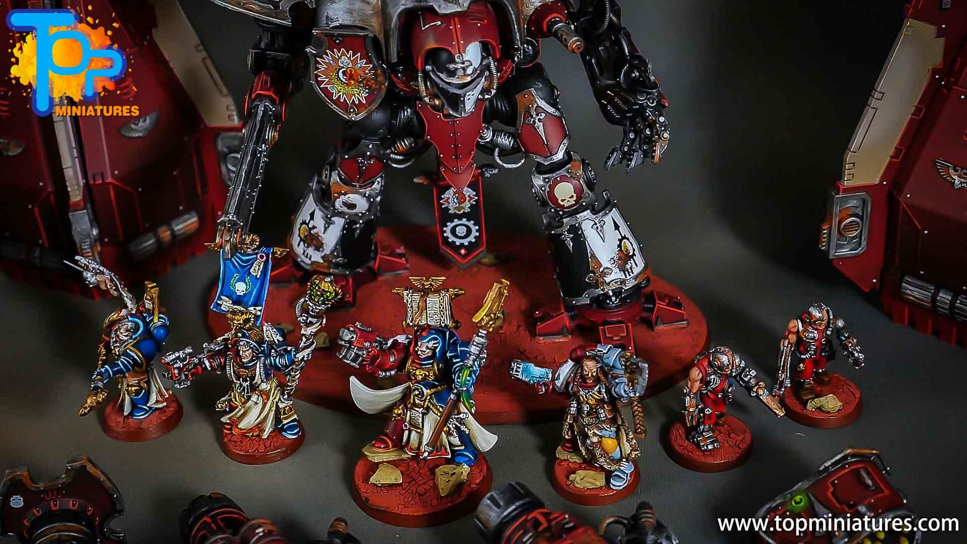 warhammer adeptus mechanicus army (1)
