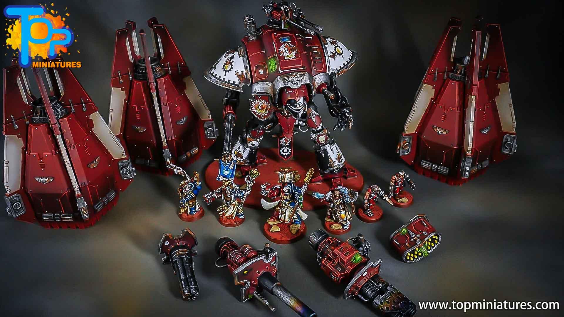 warhammer adeptus mechanicus army (2)