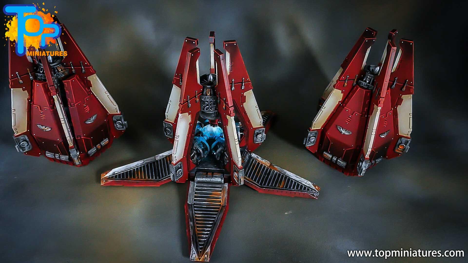 warhammer adeptus mechanicus drop pod (1)