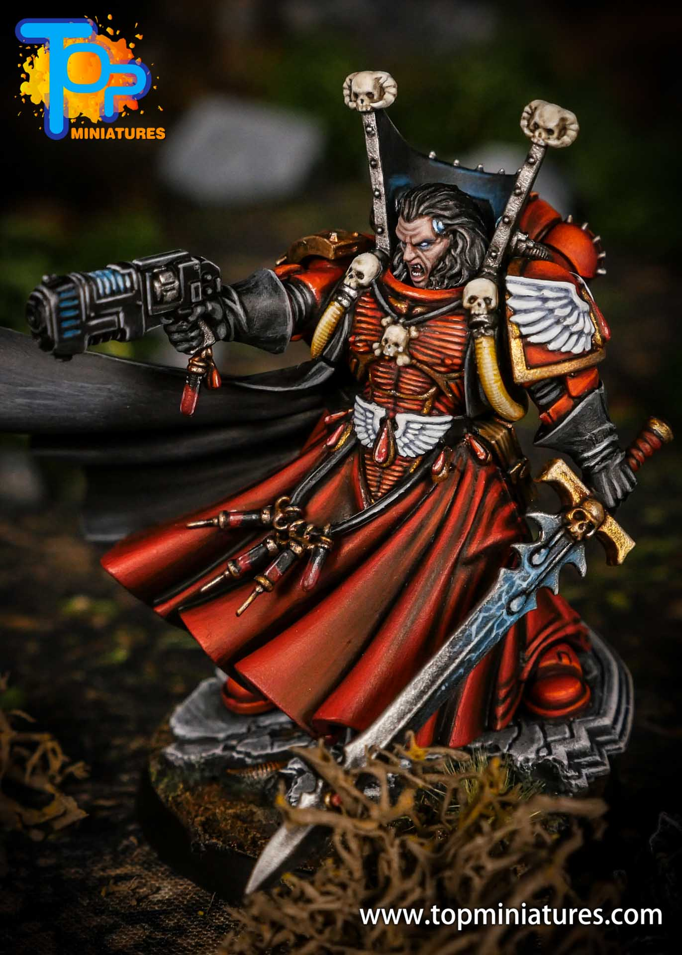 Mephiston Lord of Death painted (1)