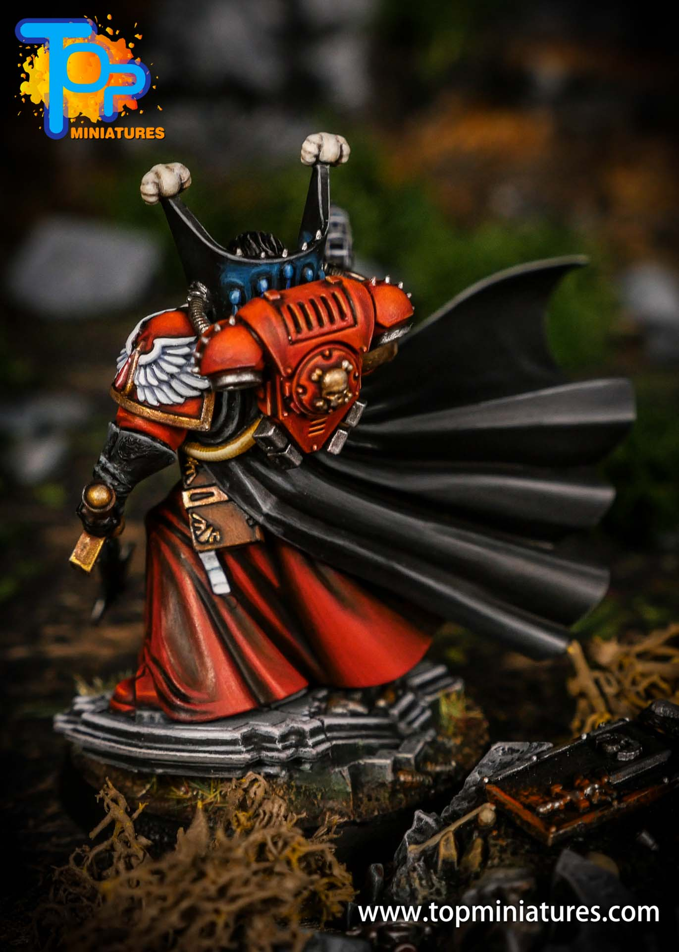 Mephiston Lord of Death painted (10)