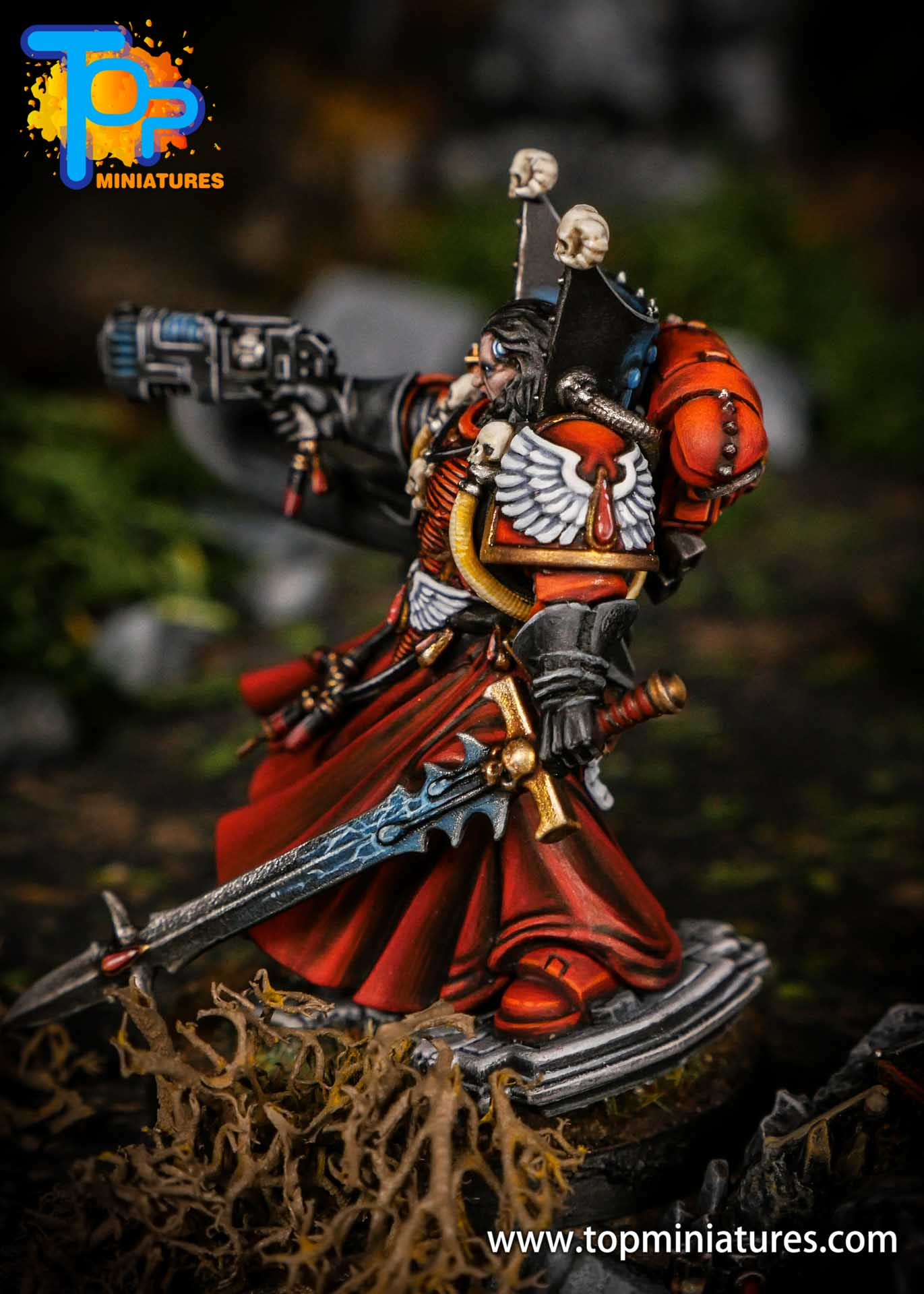 Mephiston Lord of Death painted (12)
