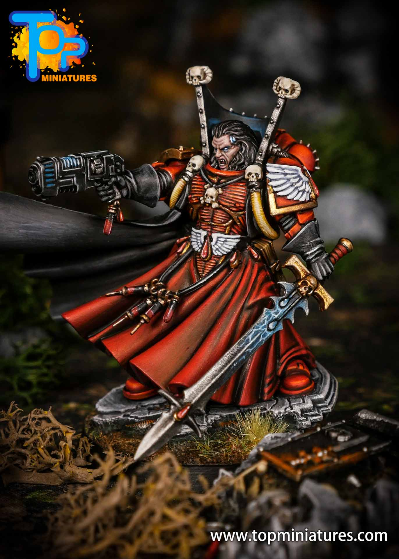 Mephiston Lord of Death painted (4)