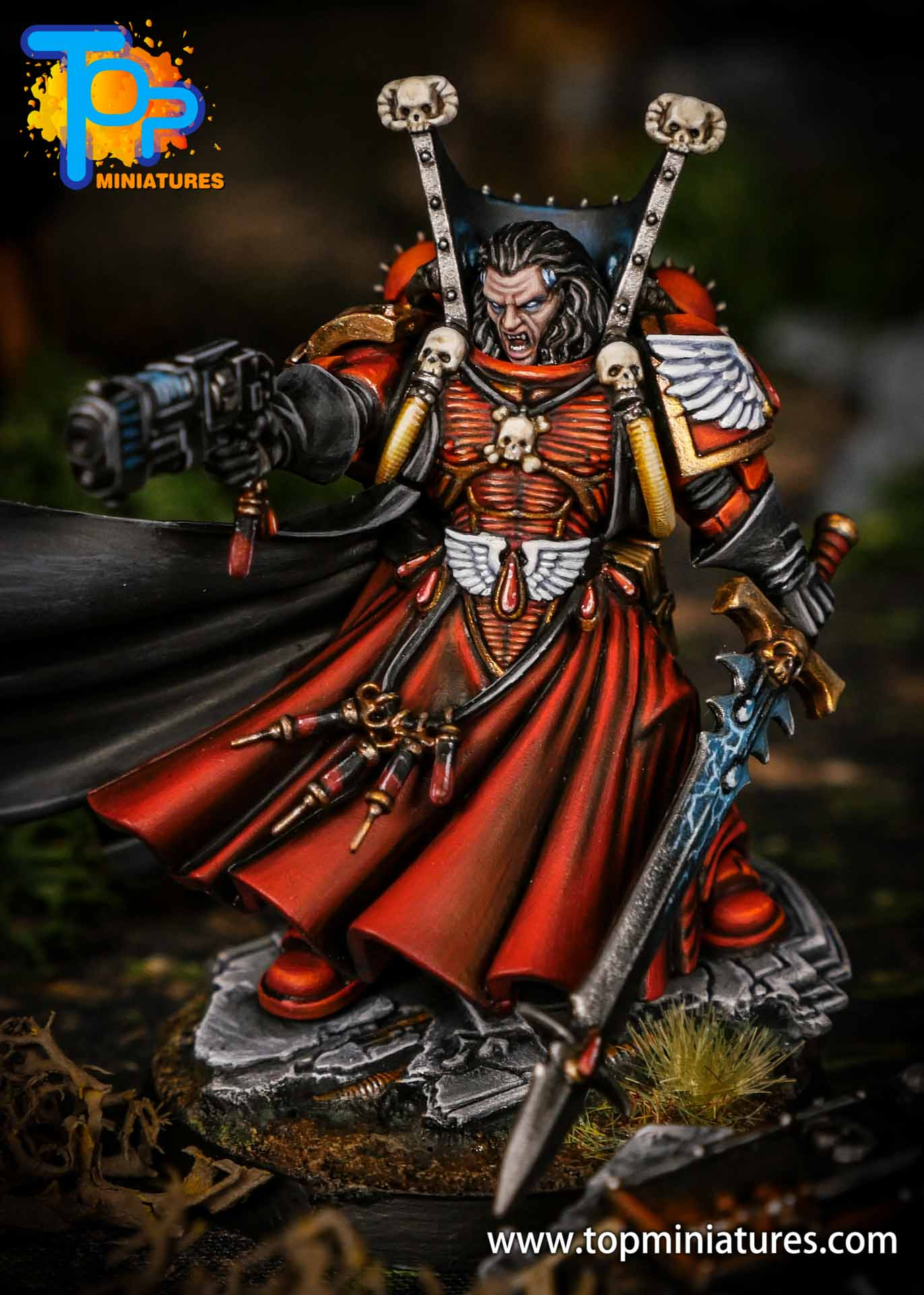Mephiston Lord of Death painted (7)