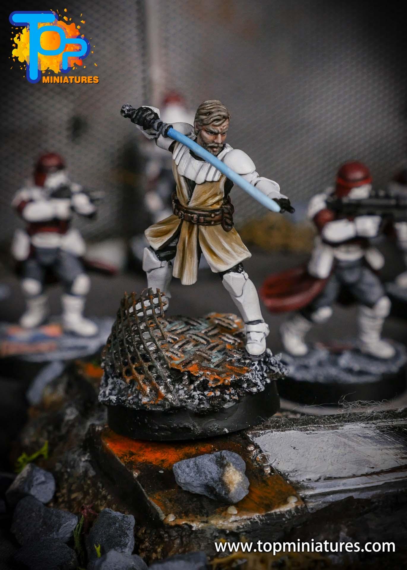 Star Wars Legion Obi Wan Kenobi (1)