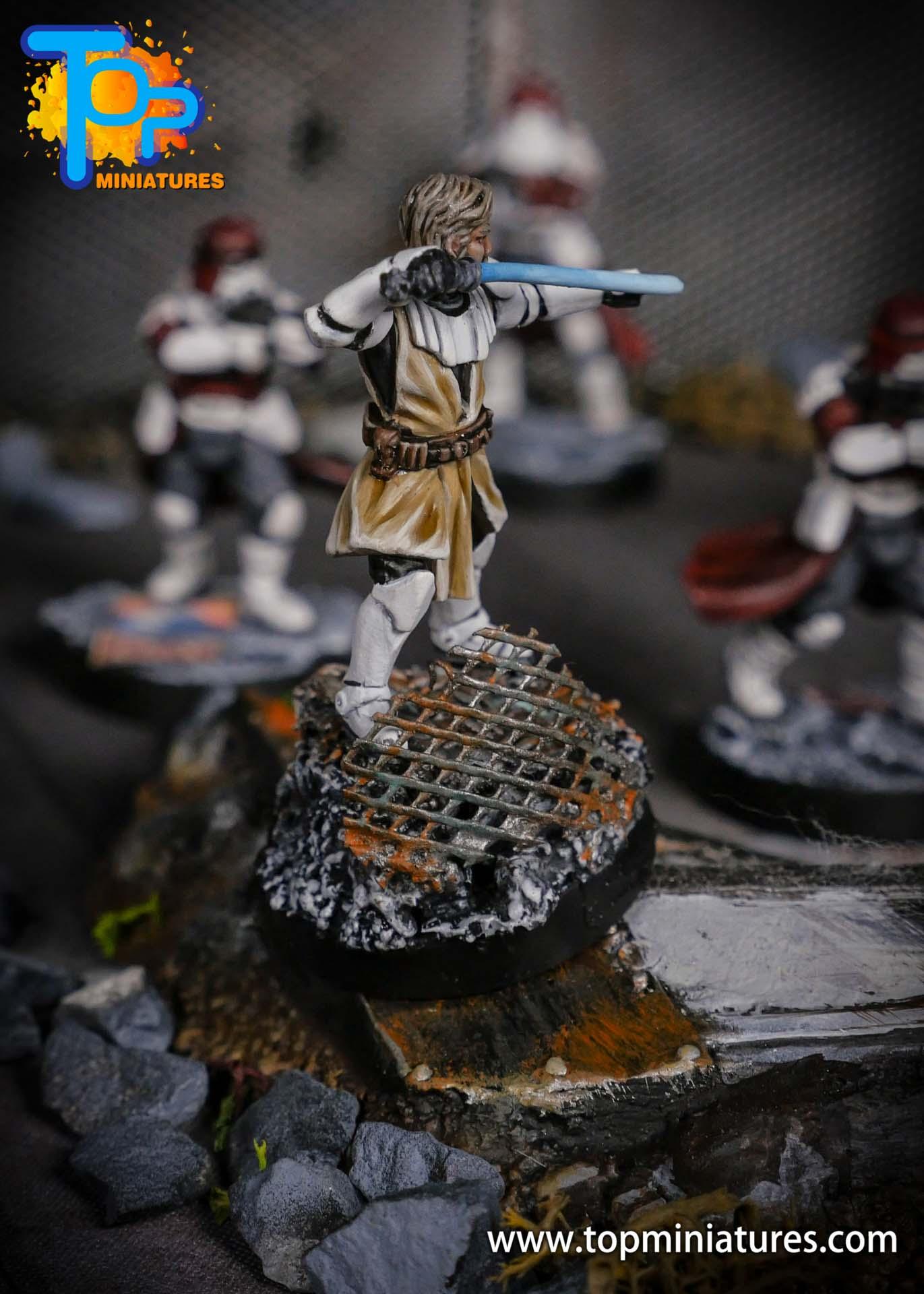 Star Wars Legion Obi Wan Kenobi (5)