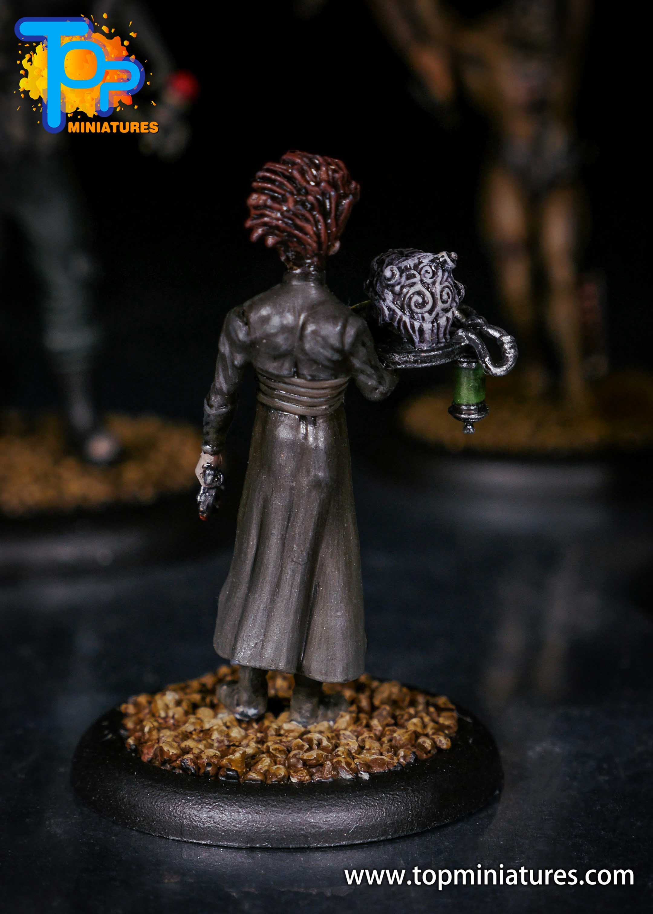 Malifaux Body of Evidence Dr. McMourning (2)