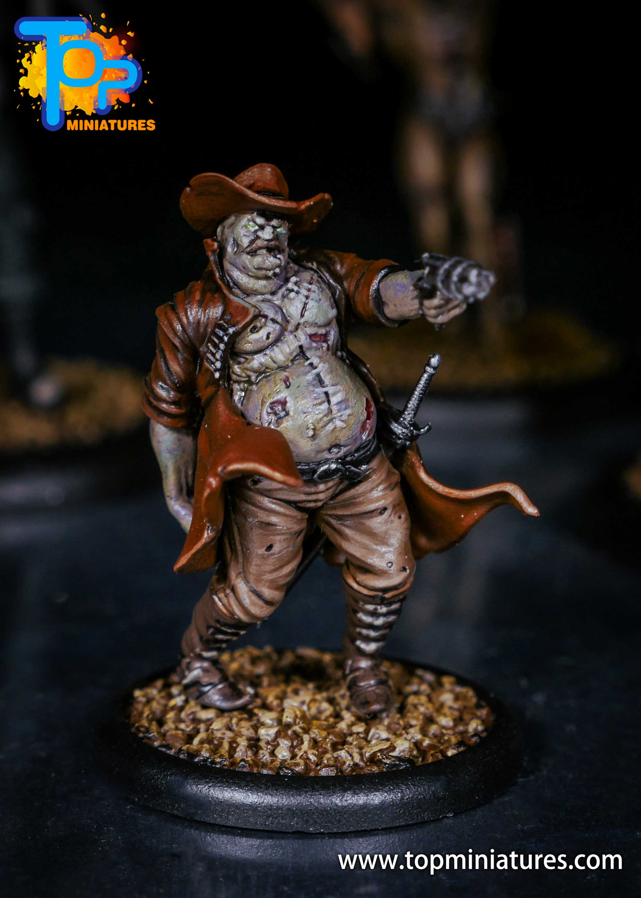 Malifaux the Resurrectionists Guild Autopsy (2)