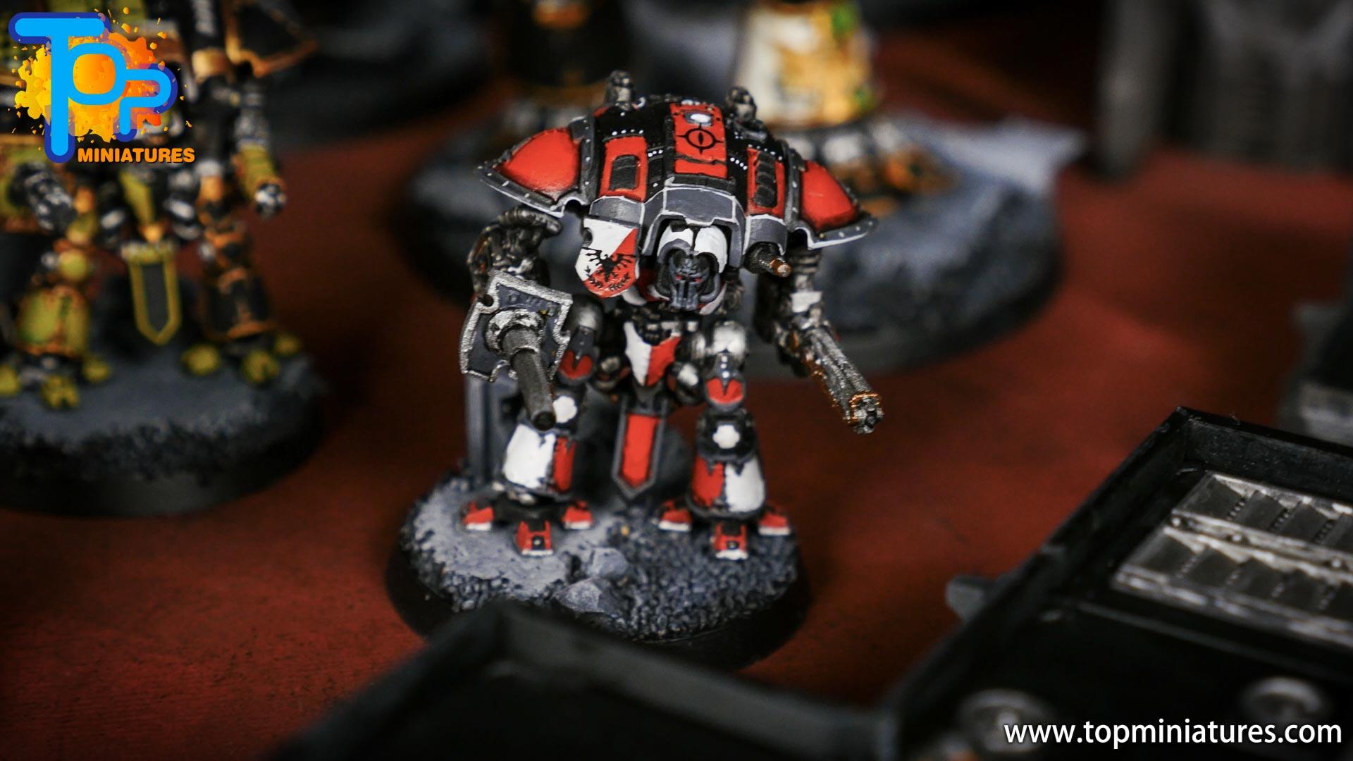 Adeptus Titanicus grand master imperial knights (13)