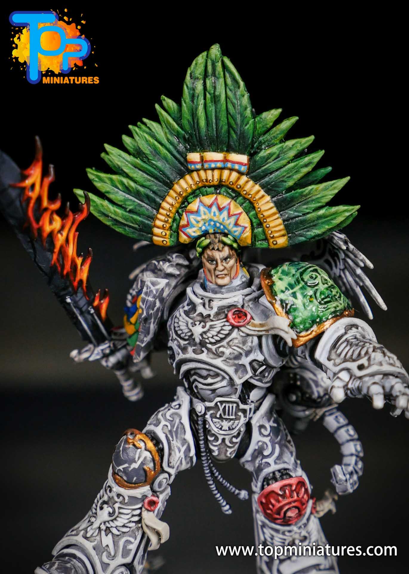 Aztec Roboute Guilliman stone conversion (3)