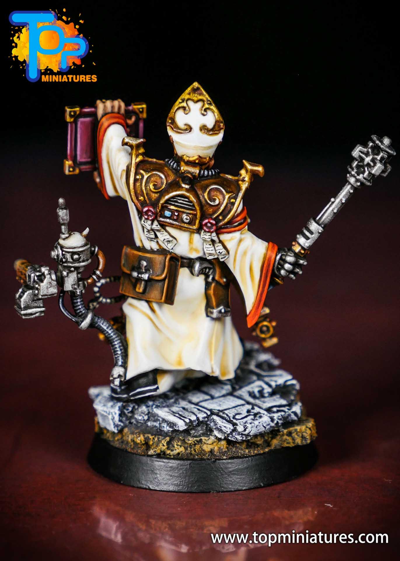 Blackstone fortress Taddeus the Purifier (1)