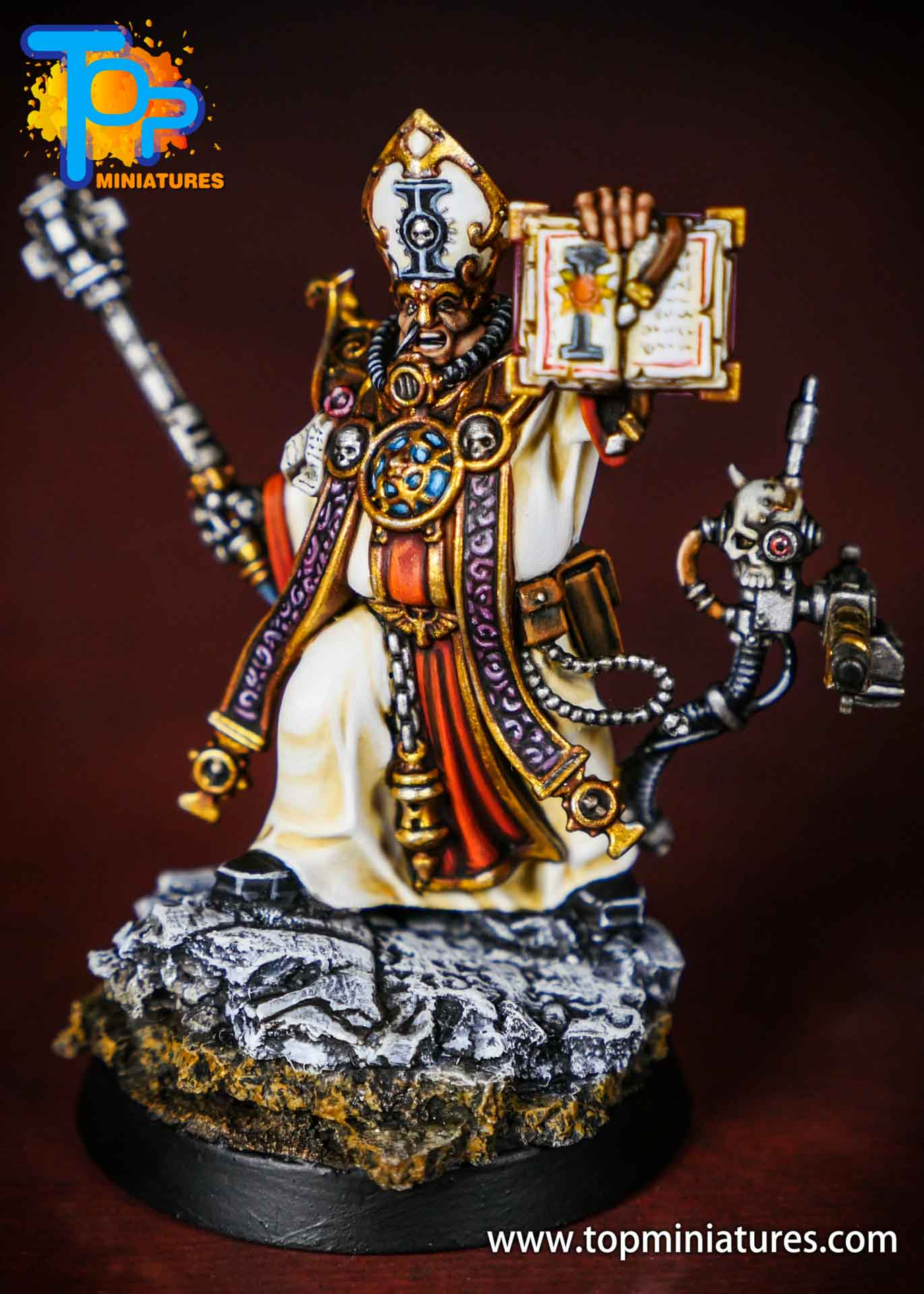 Blackstone fortress Taddeus the Purifier (3)