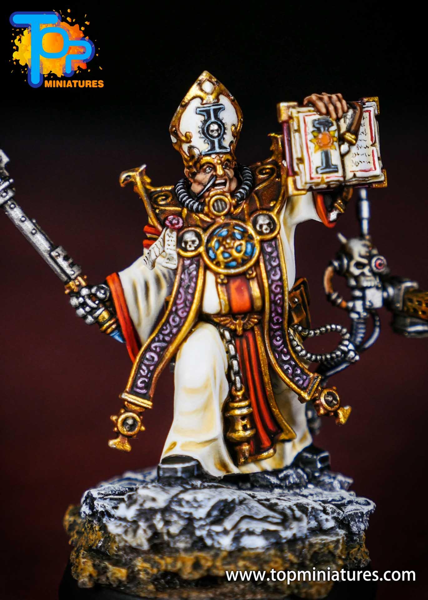 Blackstone fortress Taddeus the Purifier (4)