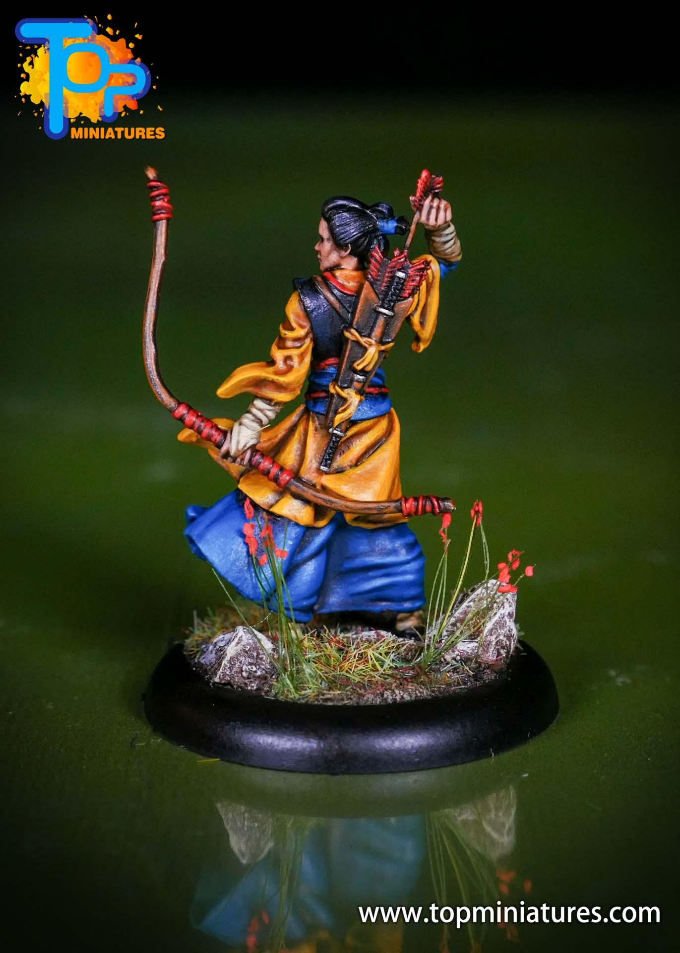 Bushido painted Yanjing (1)