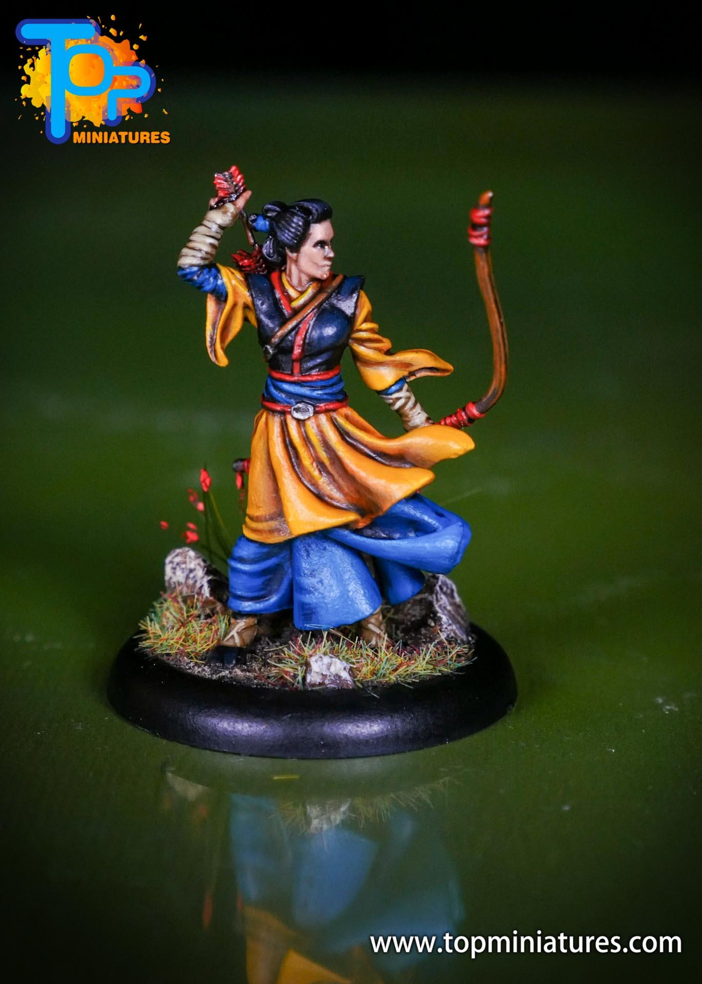 Bushido painted Yanjing (2)