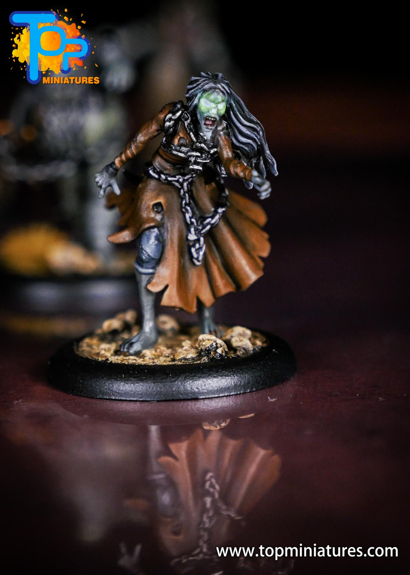 Malifaux Resurrectionists painted The Drowned (7)