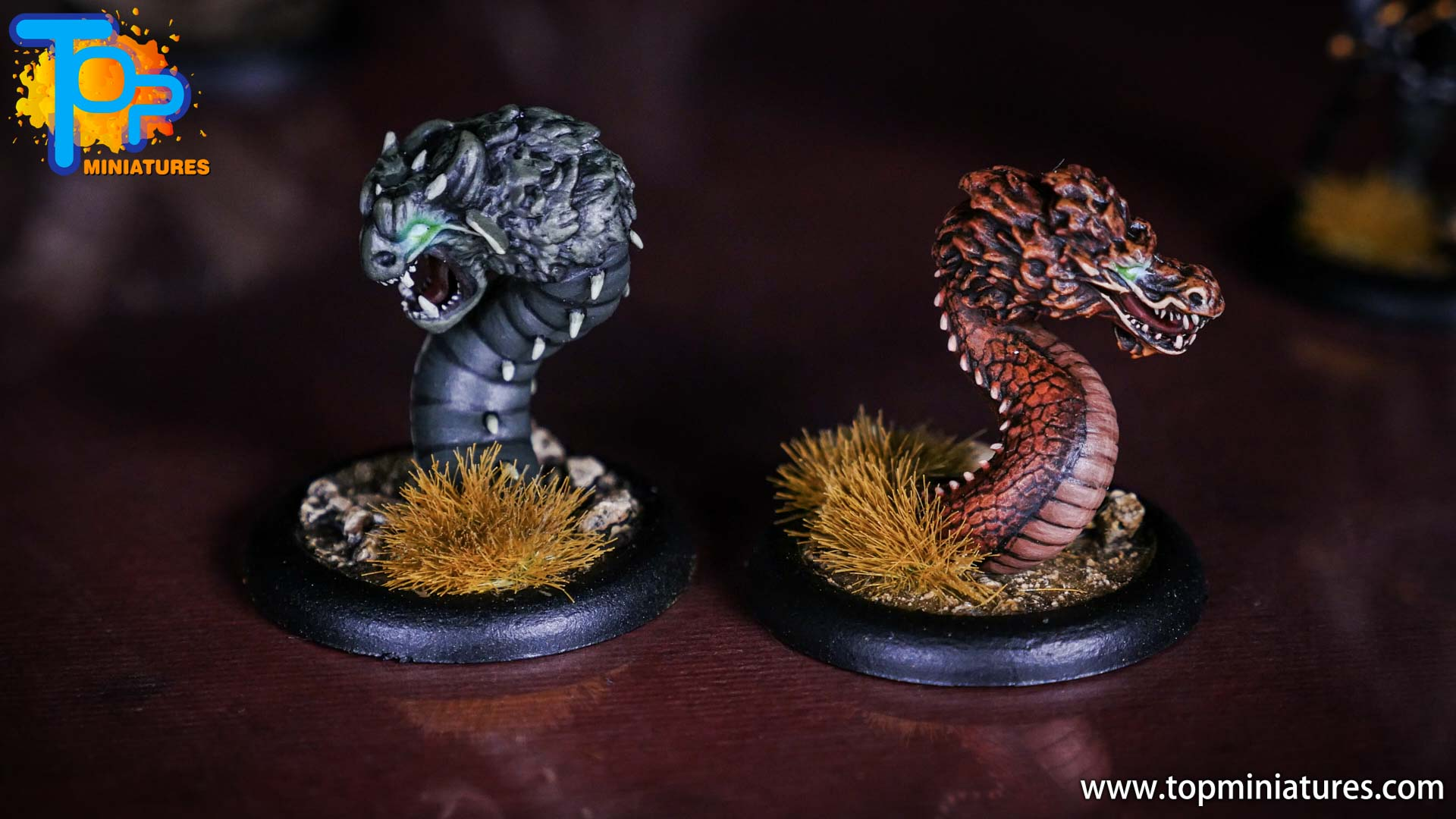 Malifaux the Resurrectionists painted Seishin (2)