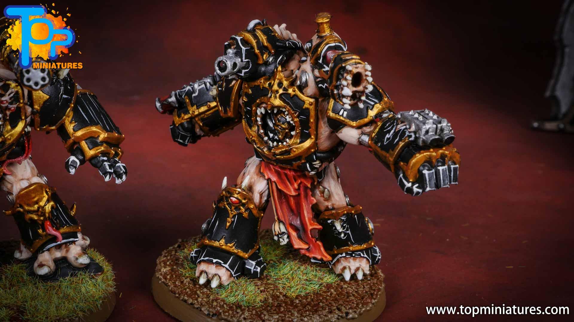 Black legion shadowspear obliterators (2)