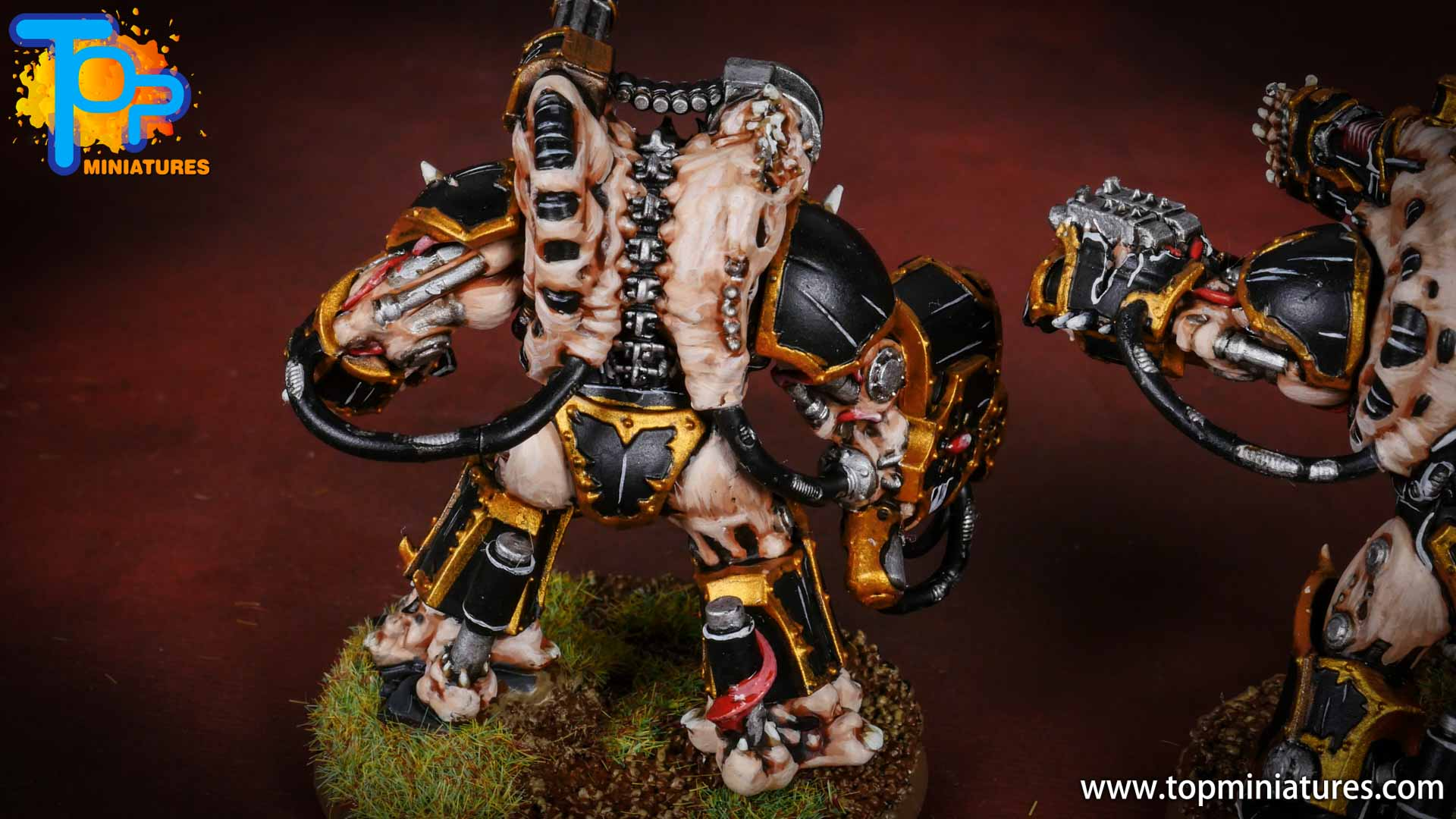 Black legion shadowspear obliterators (5)