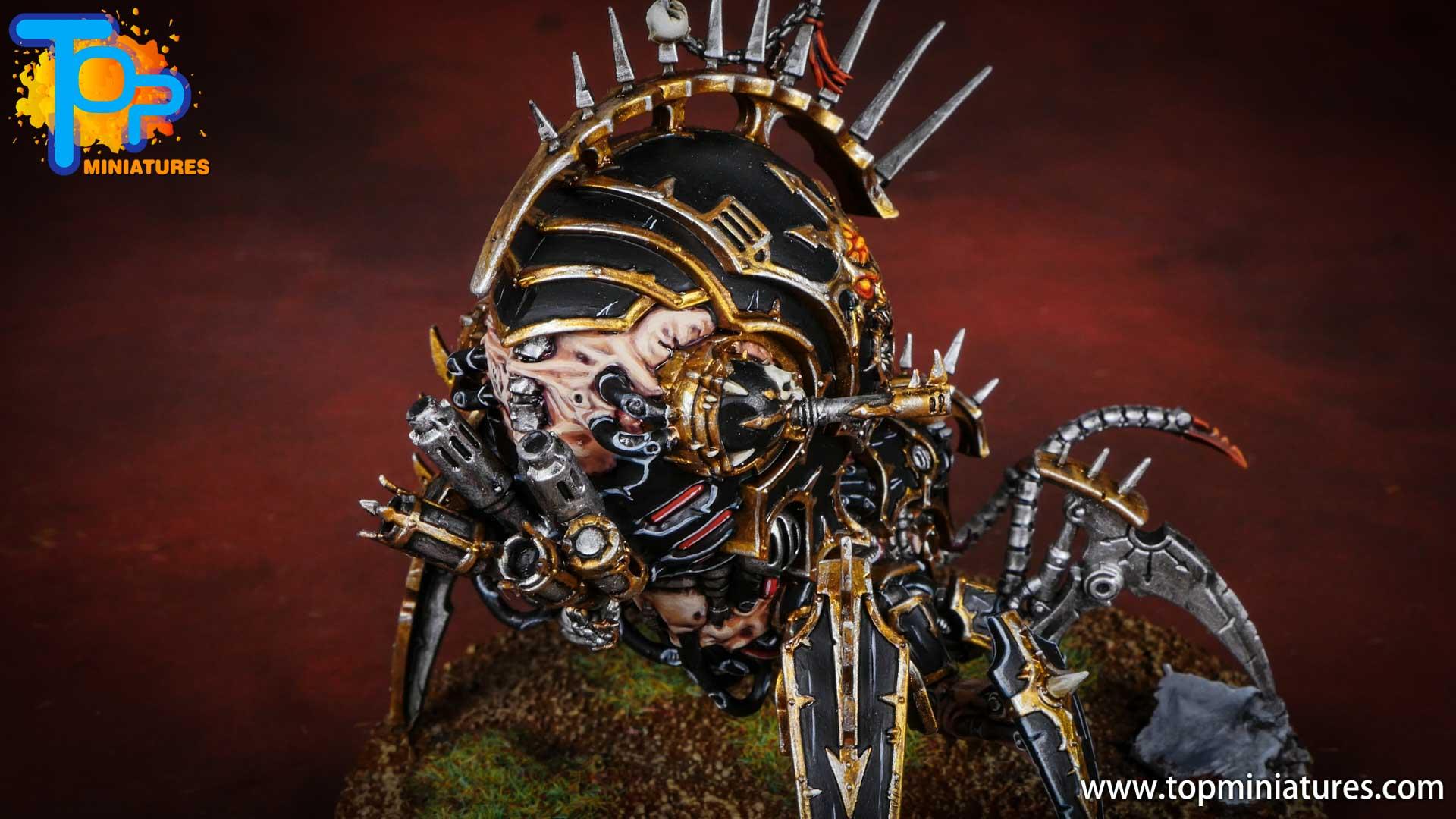 Black legion shadowspear venom crawler (1)