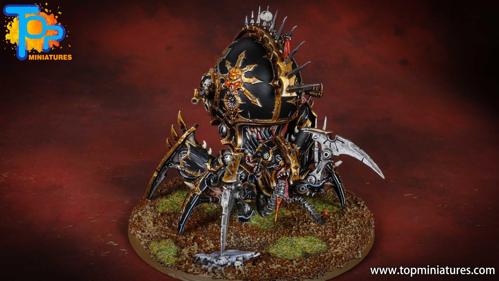 Black legion shadowspear venom crawler (2)